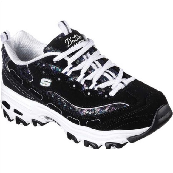 Skechers Dlites Fame N Fortune Shoes
